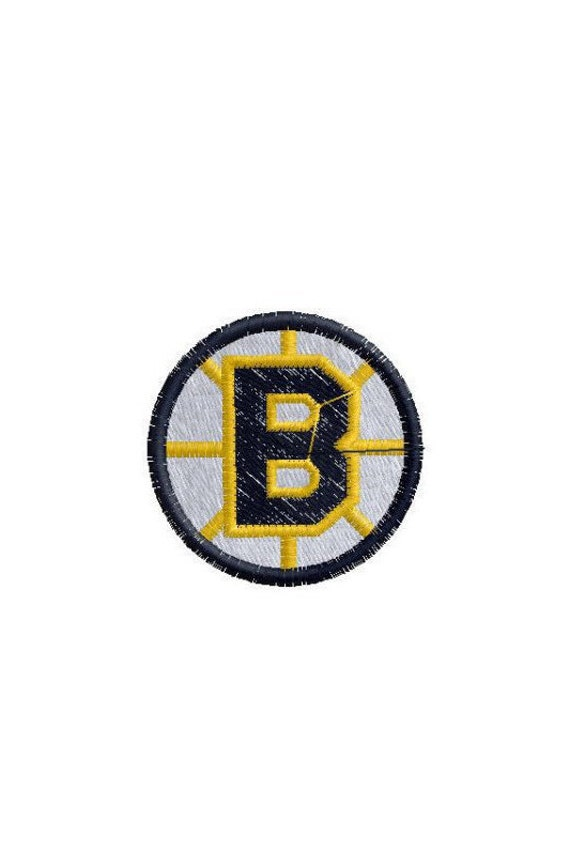 Boston Bruins Embroidery Design