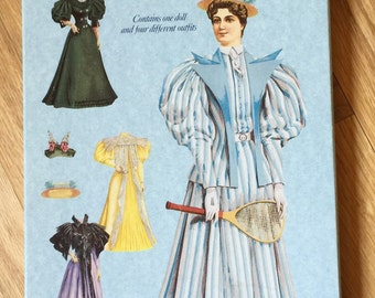 Victorian Dress Me Doll-Vintage Unopened