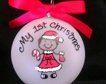 baby's first christmas ornaments ,personalized baby's first christmas ornament, christmas tree ornament,baby, boy,girl