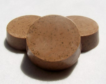 Smooth Mocha Handmade Soap