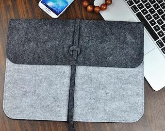 13 inch Macbook air Case,MacBook Pro 13 sleeve,Felt macbook pro Retina 13 inch Case,13 inch Felt  laptop sleeve, Christmas gifts, 1K24
