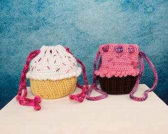 Cutie Cupcake Purse