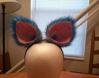 Chesire Cat inspired ears