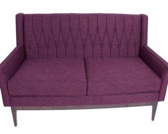 sale !!!! Lola mid-century love seat
