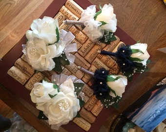 Boutonnieres & Corsages for All Occasions