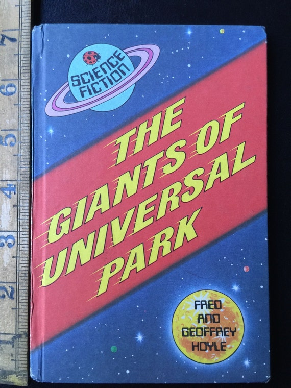 The Giants of Universal Park Science fiction Hardcover by