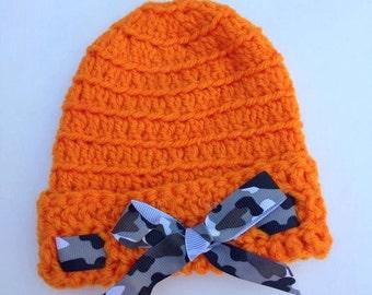 Crochet New Born Hats