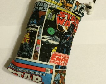 Star Wars Padded Pipe Bag!! Handmade in USA