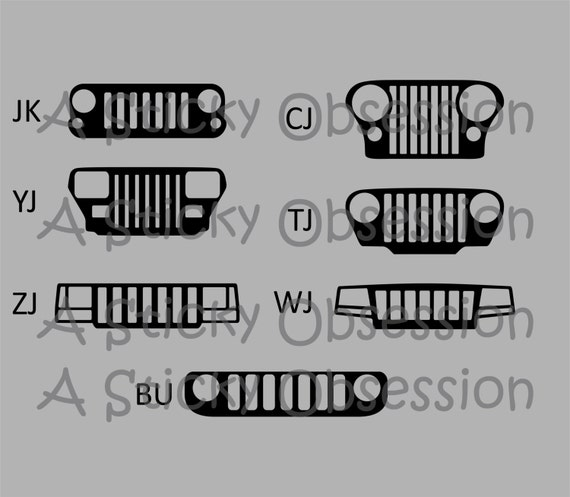 Dxf Jeep Grill on jeep wrangler tj grill parts html