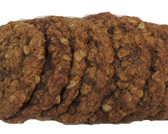 Organic Soft & Chewy Oatmeal Cookies - 9 Pack