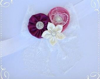 Vintage style sash