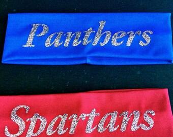 Custom Spirit Headbands!