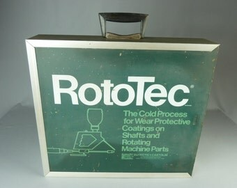 RotoTec Cold Process for Wear Protective Coatings
