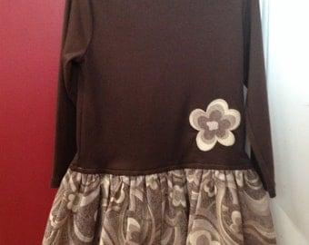 Winter dress size 4