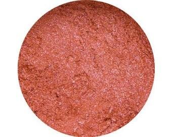 """FOLIAGE - Eye Shadow - """"Interplay of pink/copper"""" - Mineral Eye Shadow - Organic, Vegan, Cruelty-Free Eye Shadow"""