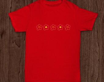 Infant/Toddler Whimsical Flowers T-Shirt