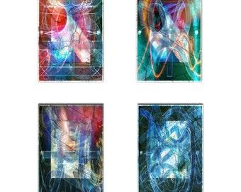 Four Light Variations