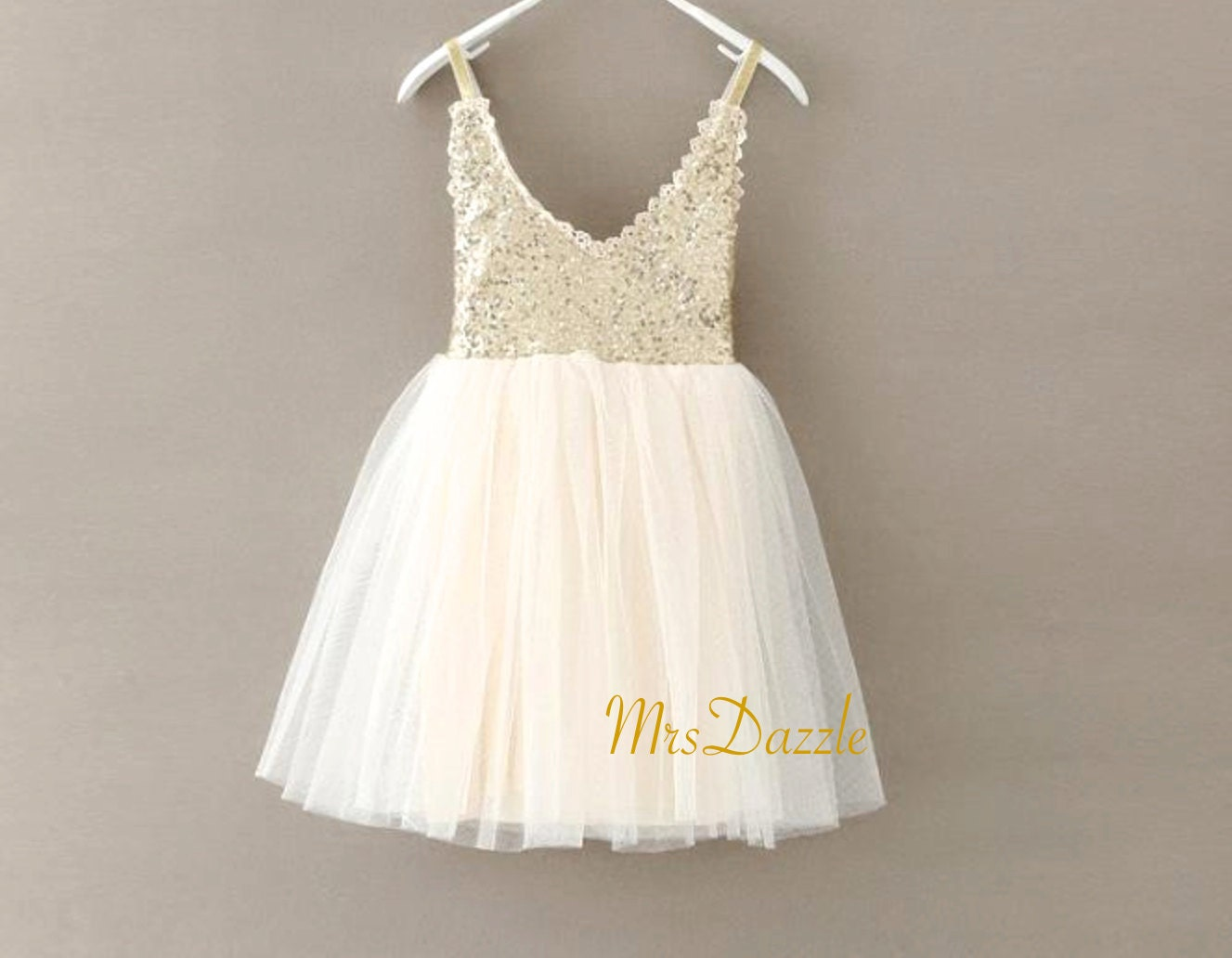 Butterfly Flower Girl Dresses
