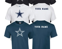 Dallas Cowboys Fan Custom Shirt or Hoodie.