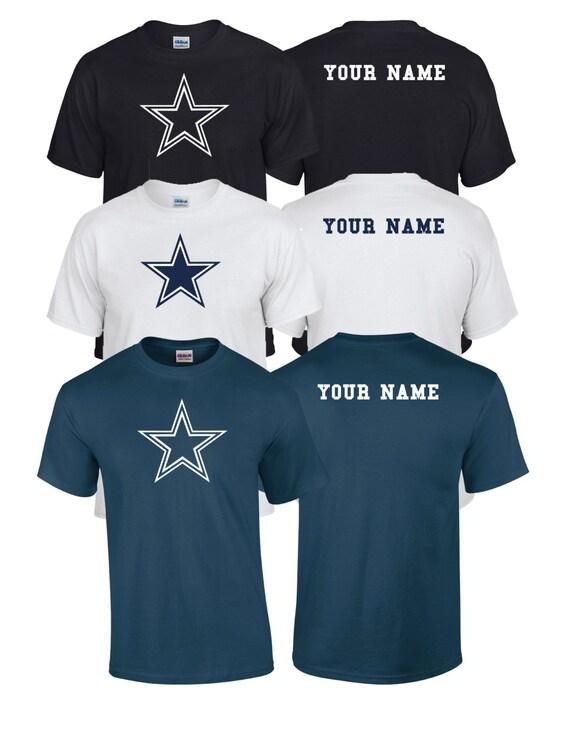 Dallas texas star fan custom shirt or hoodie for Custom made shirts dallas