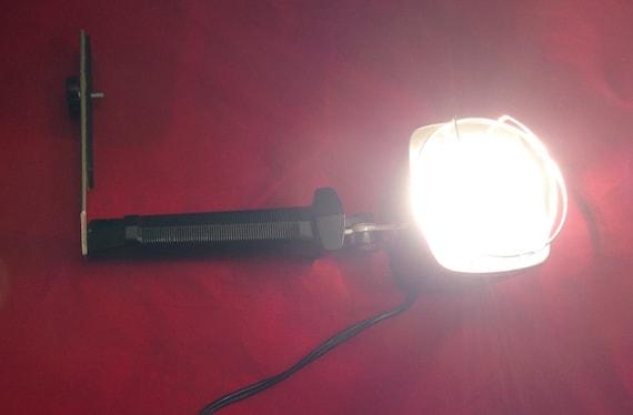 Sylvania Sun Gun II Model SG55 120v/650w Halogen Movie Light from RobsHobbies on Etsy Studio