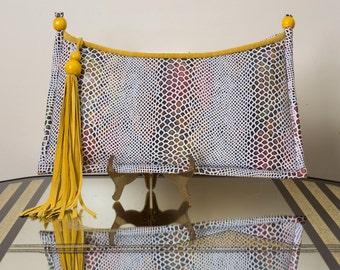 Elegant Art Nouveau  Handbag/Clutch