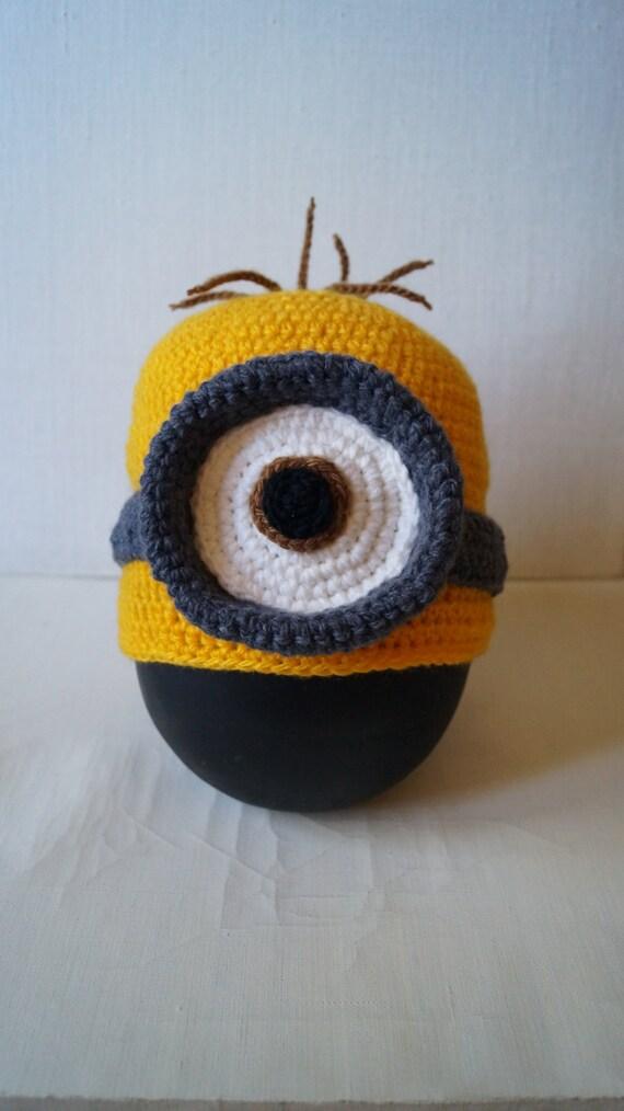 Stuart Minion Free Crochet Pattern Traitoro For