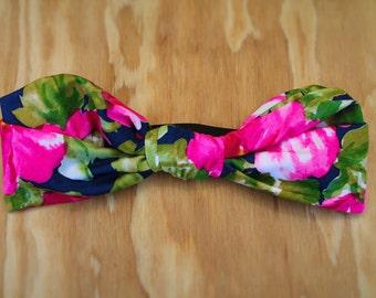 Floral Bandeau Headband