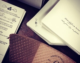 A7 Box Mailers Invitations for perfect invitation example