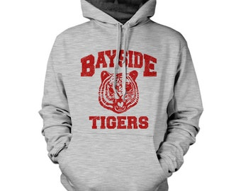 """Go Bayside! This Bayside tiger Hoodie Is inspired by the TV show """"Saved By The Bell"""" Hoodie Hoody"""
