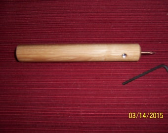 "6"" Hickory Hand Pressure Flaker"