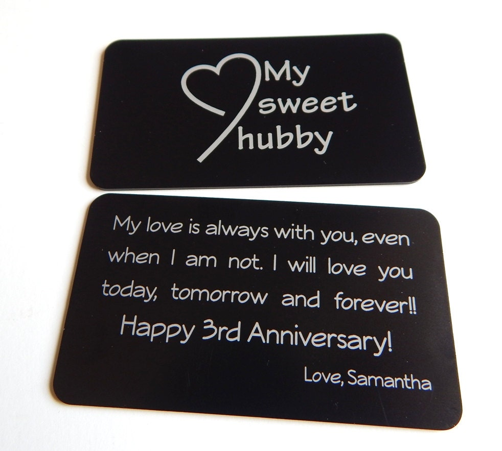 3rd wedding anniversary gift to my husband gift from wife to for Best gift for wedding anniversary
