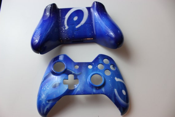 xbox one controller Halo custom paint gamer by ...