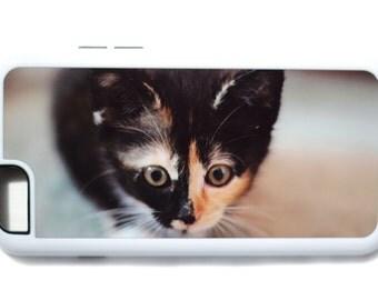 Cat iPhone 6 Case - Tough Phone Case - Art iPhone 6 Cover - Kitty iPhone Cover - Cute iPhone 6 Case - Cat Gifts - Cat iPhone Case