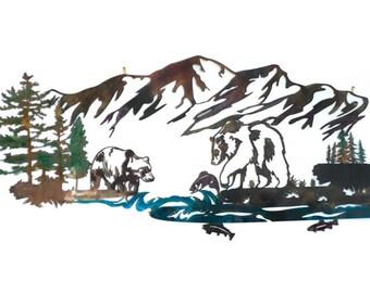 Bear Mountain Mural