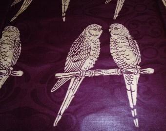 1/2 Yard Cut - African Wax Print - Cotton Fabric - Brocade