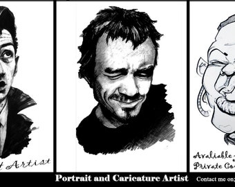 Caricature Commisions