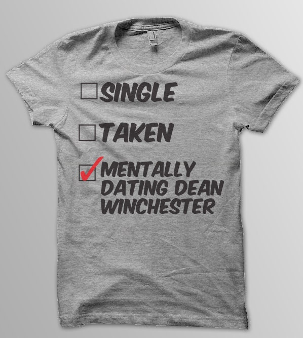 single taken mentally dating dean winchester The chapter and clergy dean of winchester the dean has overall responsibility for co-ordinating and developing the life of the cathedral in order to further.