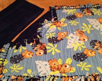 Finding Nemo Fleece Blanket with FREE Matching Pillowcase