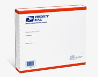 ADDITIONAL For PRIORITY MAIL Shipping Domestic Only