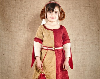 The Medieval Princess Clothilde Costume