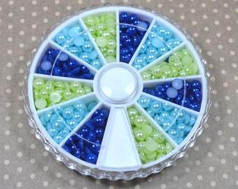Aqua Bead Wheel