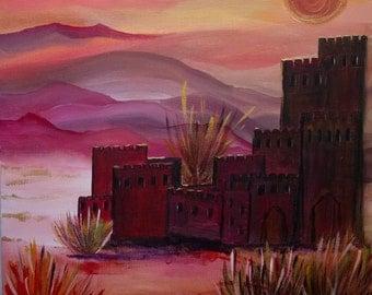 An imaginary Marrakech
