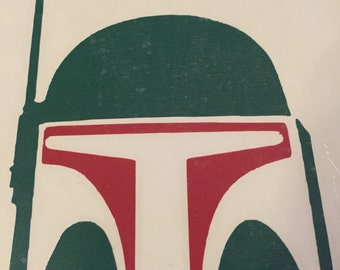 Star Wars Boba Fett Decal