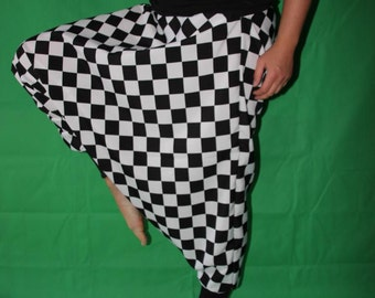 black Bloomers  Harem Pants Sarouel pants