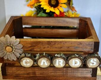 rustic wedding decor, rustic wedding card box, rustic wedding card holder, rustic wedding card box, wedding card holder, wedding card box