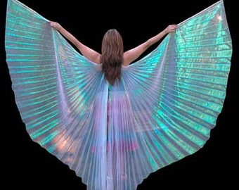 Organza Wings of Isis