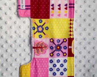 Burp Cloth - Patch work
