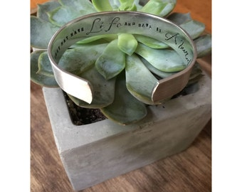 """John 10:10 ...I came that they may have life and have it abundantly. 