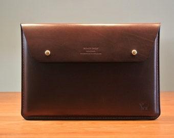 "Leather Portfolio Case, Mac book Air 11"" Case, Mac book Air 13"" Case, iPad Pro Case"